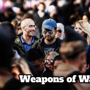 WEAPONS OF WARFARE: GENEROSITY