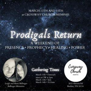 PRODIGALS RETURNS